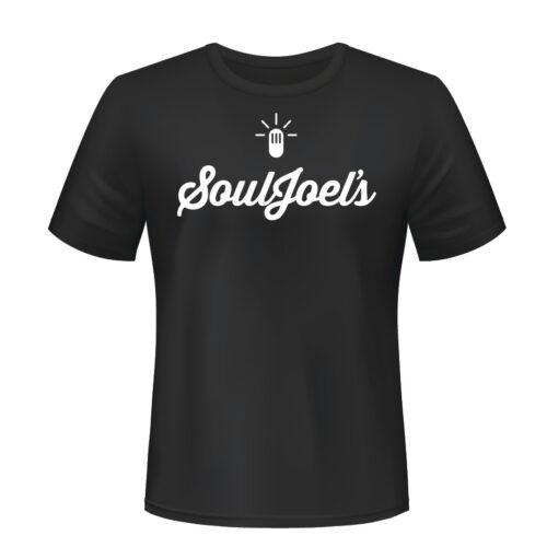SoulJoel's T-Shirt black